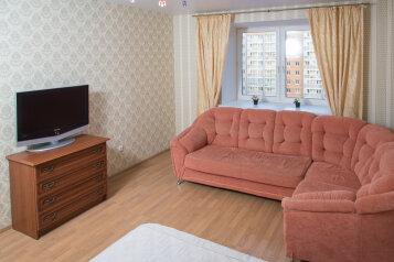 2-комн. квартира, 70 кв.м. на 6 человек, улица Павлюхина, Казань - Фотография 4