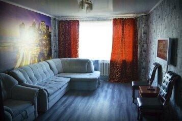 3-комн. квартира, 69 кв.м. на 9 человек, переулок Николая Гастелло, 6/1, Бийск - Фотография 1