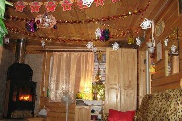 Зимний дом с баней и камином, 120 кв.м. на 12 человек, 2 спальни, 1-я линия, 11, Никольское - Фотография 3