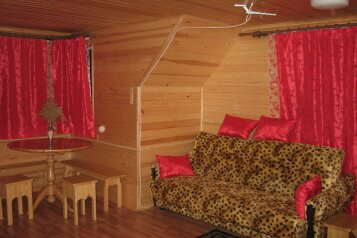 Зимний дом с баней и камином, 120 кв.м. на 12 человек, 2 спальни, 1-я линия, 11, Никольское - Фотография 4