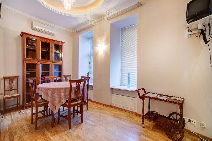 4-комн. квартира, 154 кв.м. на 9 человек, 3-я Советская улица, 21/4, Санкт-Петербург - Фотография 6