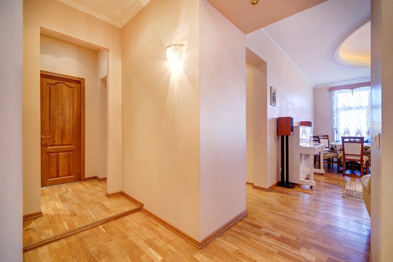 4-комн. квартира, 154 кв.м. на 9 человек, 3-я Советская улица, 21/4, Санкт-Петербург - Фотография 10