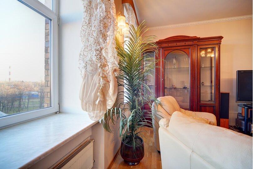 4-комн. квартира, 154 кв.м. на 9 человек, 3-я Советская улица, 21/4, Санкт-Петербург - Фотография 18