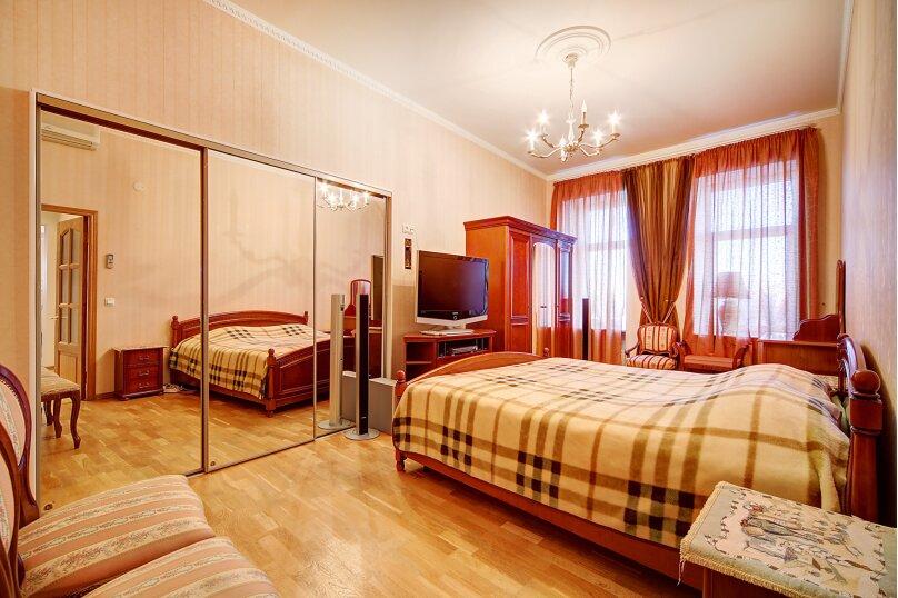 4-комн. квартира, 154 кв.м. на 9 человек, 3-я Советская улица, 21/4, Санкт-Петербург - Фотография 23