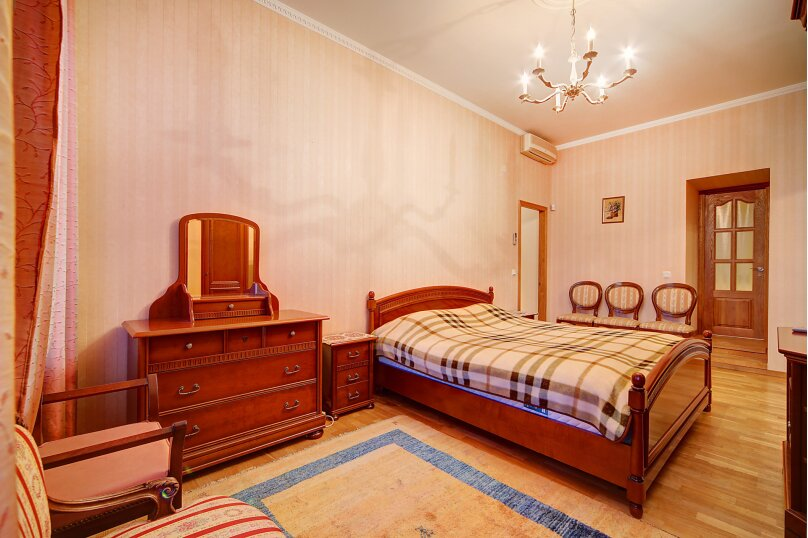 4-комн. квартира, 154 кв.м. на 9 человек, 3-я Советская улица, 21/4, Санкт-Петербург - Фотография 25