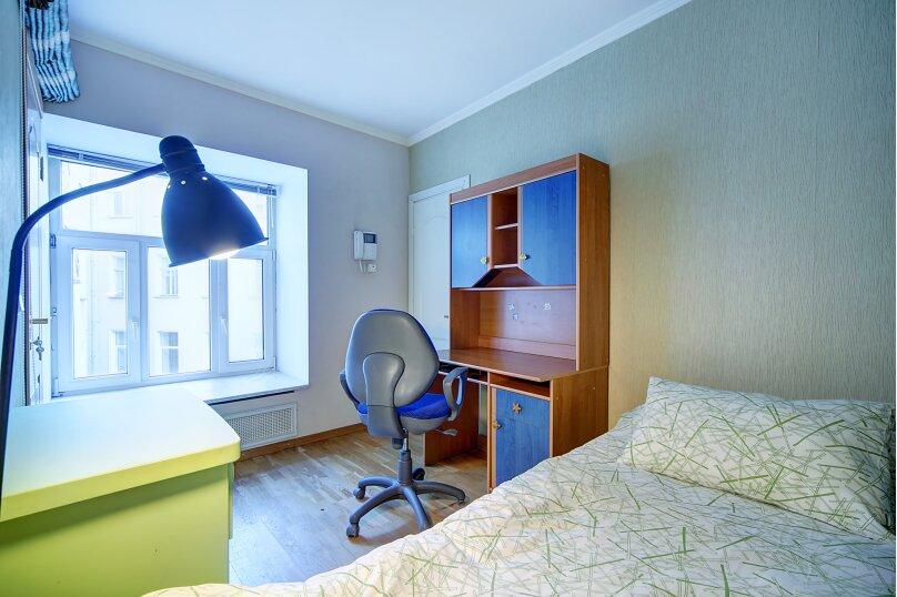 4-комн. квартира, 154 кв.м. на 9 человек, 3-я Советская улица, 21/4, Санкт-Петербург - Фотография 34