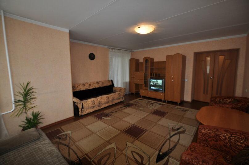 2-комн. квартира на 6 человек, Красноармейский проспект, 79/110, Барнаул - Фотография 4