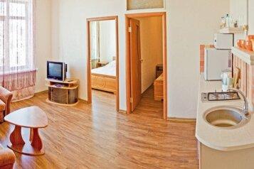 3-комн. квартира, 45 кв.м. на 6 человек, Екатерининская улица, 8, Симферополь - Фотография 1