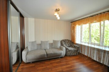 1-комн. квартира, 35 кв.м. на 3 человека, проспект Строителей, Барнаул - Фотография 2