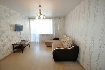 1-комн. квартира, 45 кв.м. на 2 человека, улица Крупской, Барнаул - Фотография 1