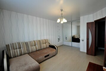 1-комн. квартира, 45 кв.м. на 2 человека, улица Крупской, Барнаул - Фотография 2