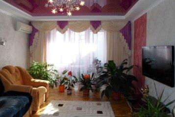 3-комн. квартира, 100 кв.м. на 7 человек, улица Гагарина, 50, Судак - Фотография 3