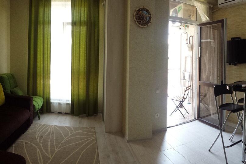 1-комн. квартира, 27 кв.м. на 3 человека, улица Просвещения, 148, Адлер - Фотография 10