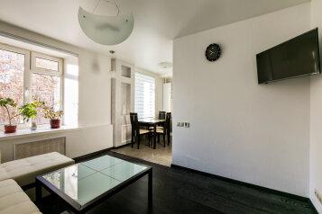 3-комн. квартира, 80 кв.м. на 8 человек, Украинский бульвар, 6, Москва - Фотография 3