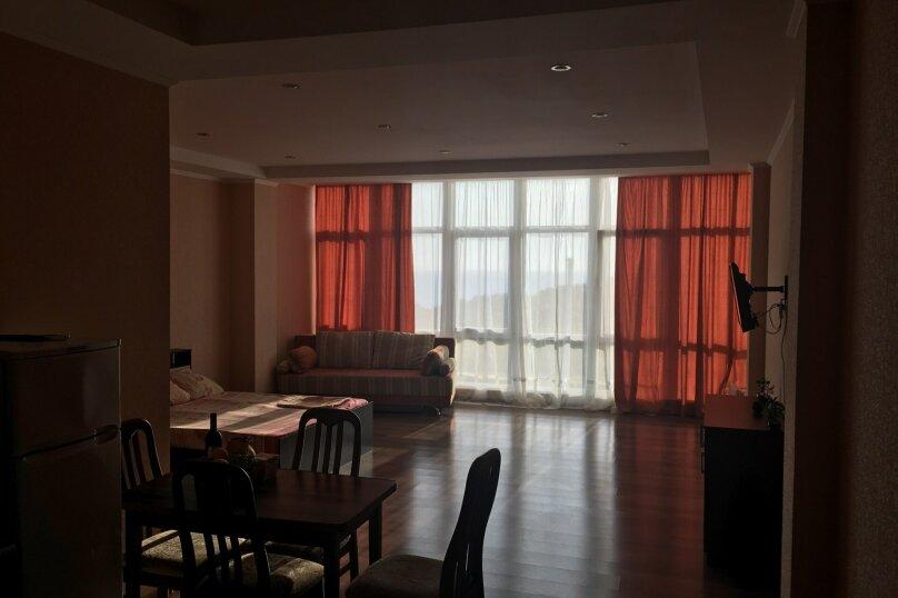 1-комн. квартира, 70 кв.м. на 4 человека, Северная улица, 43, Форос - Фотография 19