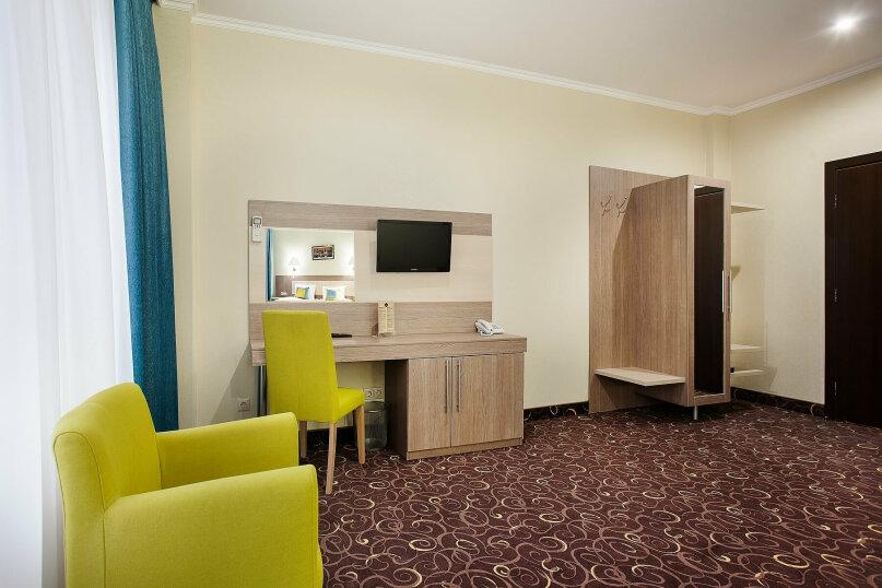 "Отель ""City and Business"", проспект XXII Партсъезда, 3 на 34 номера - Фотография 10"