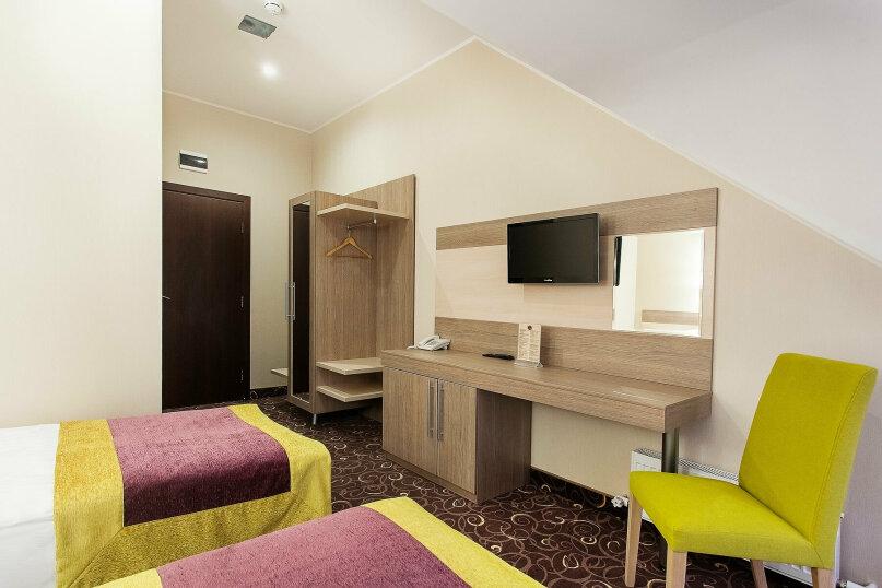 "Отель ""City and Business"", проспект XXII Партсъезда, 3 на 34 номера - Фотография 12"