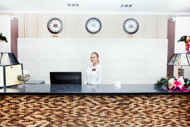 "Отель ""City and Business"", проспект XXII Партсъезда, 3 на 34 номера - Фотография 17"