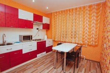 1-комн. квартира, 40 кв.м. на 3 человека, улица Островского, 21, Ульяновск - Фотография 1
