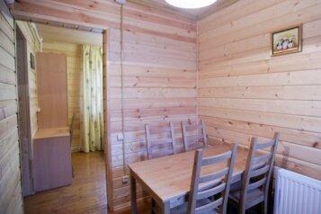 Новый комфортабельный коттедж в Отрадном, 85 кв.м. на 9 человек, 2 спальни, Полевая, Лит А, Кировский район, Санкт-Петербург - Фотография 2