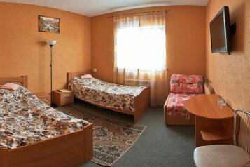 Категория 1:  Номер, Стандарт, 3-местный (2 основных + 1 доп), 1-комнатный, Гостиница, Советская улица на 14 номеров - Фотография 3