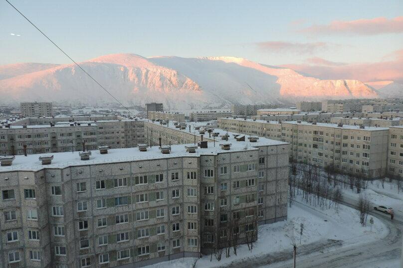 1-комн. квартира, 42 кв.м. на 4 человека, Олимпийская улица, 53А, Кировск - Фотография 13