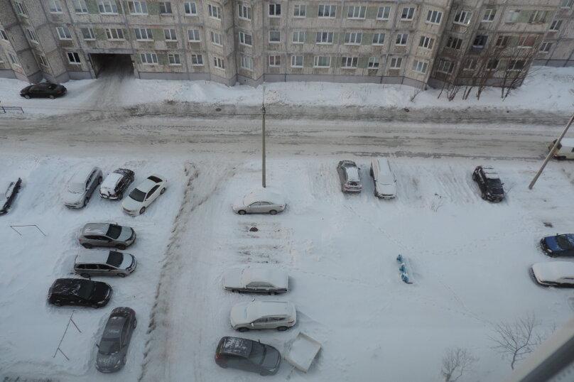 1-комн. квартира, 42 кв.м. на 4 человека, Олимпийская улица, 53А, Кировск - Фотография 14