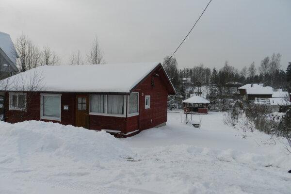 Уютный домик в Токсово, 70 кв.м. на 6 человек, 2 спальни, Майская, 1, Токсово - Фотография 1