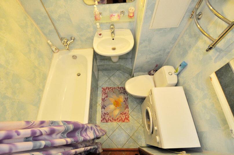1-комн. квартира, 30 кв.м. на 4 человека, улица Трёхгорный Вал, 1, Москва - Фотография 7