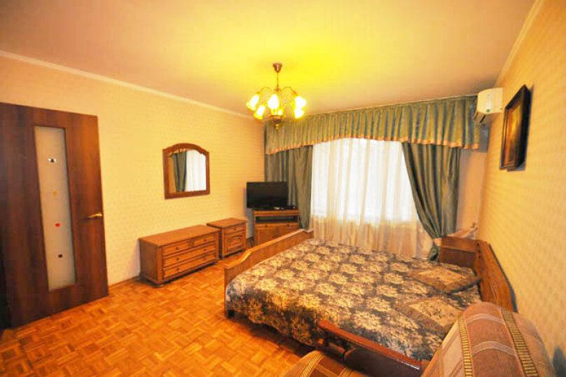 1-комн. квартира, 30 кв.м. на 4 человека, улица Трёхгорный Вал, 1, Москва - Фотография 8