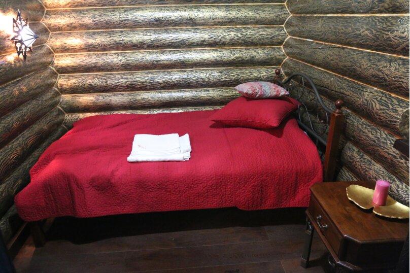 Дом, 90 кв.м. на 4 человека, 2 спальни, Дальняя улица, 65, Красная Поляна - Фотография 6