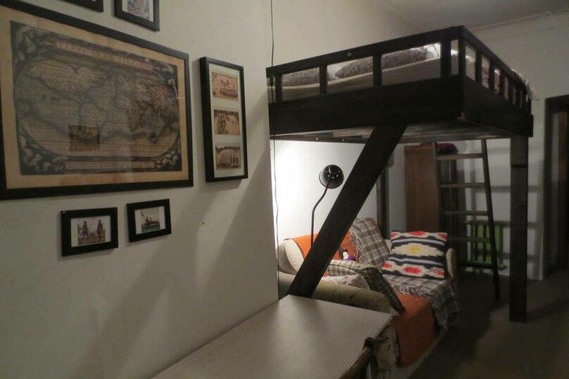 """Гостевой дом """"Мансарда"""" на Кирочной, Кирочная улица, 17 на 4 комнаты - Фотография 1"""
