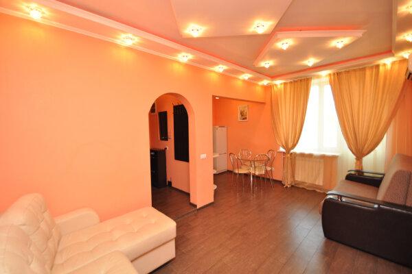 2-комн. квартира, 44 кв.м. на 6 человек, улица Антонова-Овсеенко, 11, Москва - Фотография 1