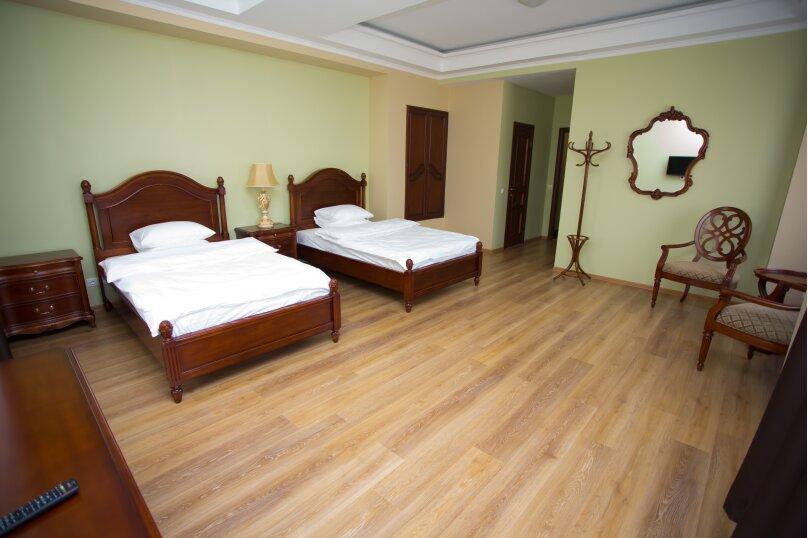 двухместный с раздельными кроватями, улица Чкалова, 21, Гатчина - Фотография 3