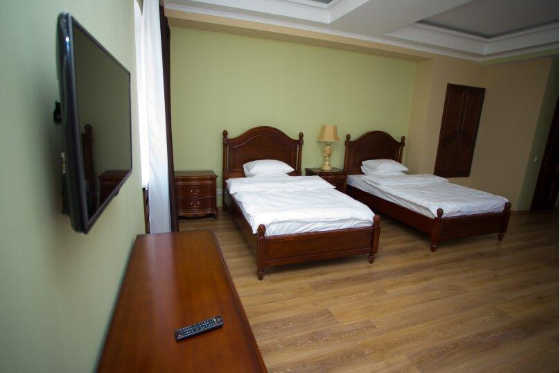 двухместный с раздельными кроватями, улица Чкалова, 21, Гатчина - Фотография 4