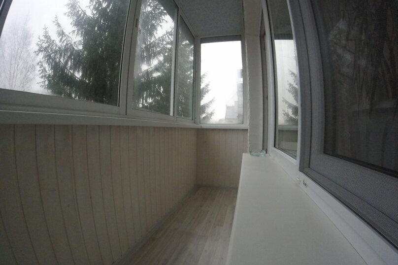 1-комн. квартира, 35 кв.м. на 3 человека, улица Ломоносова, 36, Великий Новгород - Фотография 2