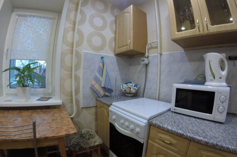 1-комн. квартира, 35 кв.м. на 3 человека, улица Ломоносова, 36, Великий Новгород - Фотография 4