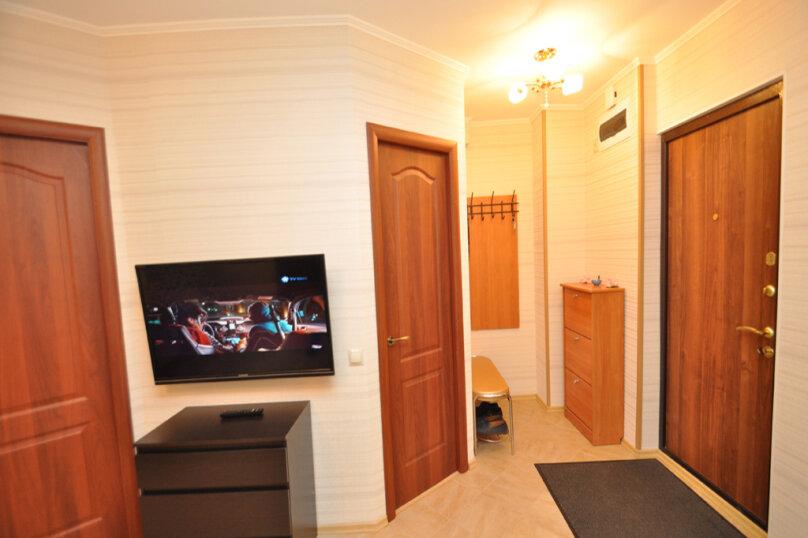 2-комн. квартира, 42 кв.м. на 4 человека, улица Трёхгорный Вал, 24, Москва - Фотография 12