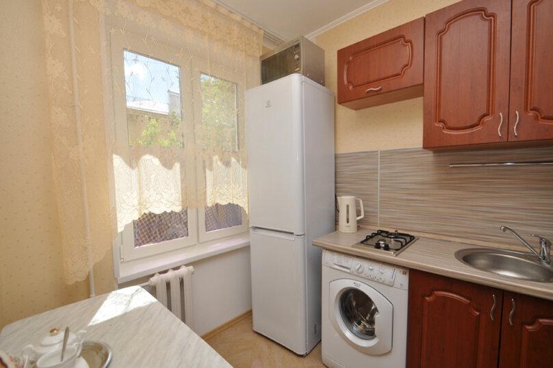 2-комн. квартира, 42 кв.м. на 4 человека, улица Трёхгорный Вал, 24, Москва - Фотография 13