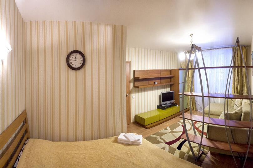 1-комн. квартира, 40 кв.м. на 4 человека, улица Лобачевского, 68А, Москва - Фотография 2