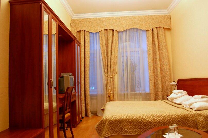Номер для двоих - стандарт, Басков переулок, 6, Санкт-Петербург - Фотография 2