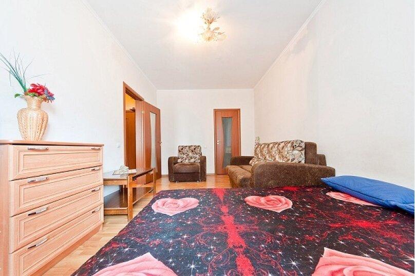 1-комн. квартира, 32 кв.м. на 5 человек, проспект Косыгина, 17к1, Санкт-Петербург - Фотография 2
