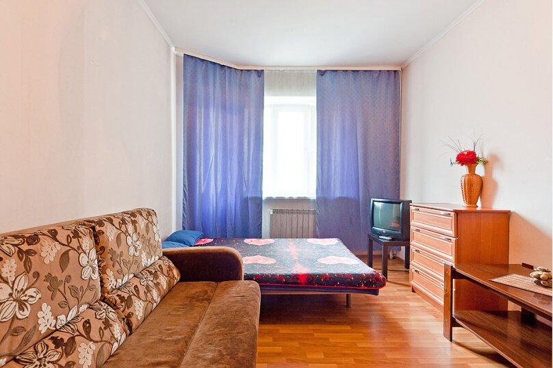 1-комн. квартира, 32 кв.м. на 5 человек, проспект Косыгина, 17к1, Санкт-Петербург - Фотография 3