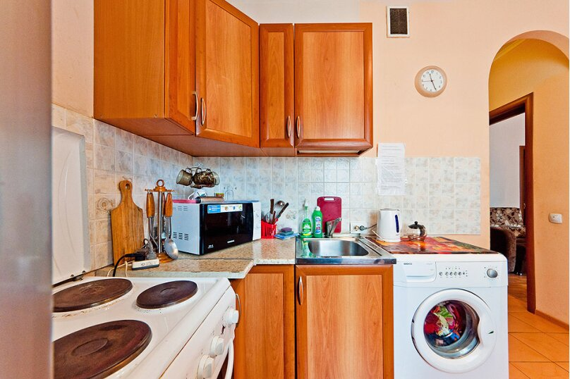 1-комн. квартира, 32 кв.м. на 5 человек, проспект Косыгина, 17к1, Санкт-Петербург - Фотография 6