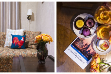 1-комн. квартира, 35 кв.м. на 3 человека, Полтавский проезд, метро Восстания пл., Санкт-Петербург - Фотография 3