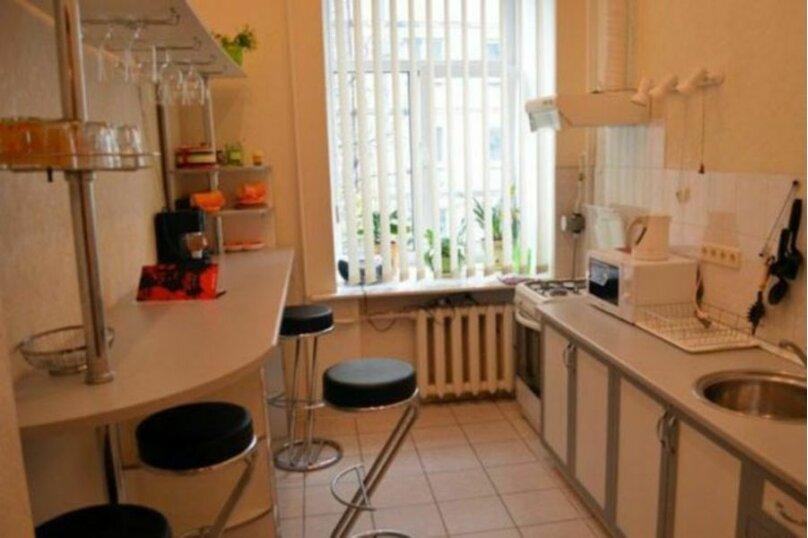 1-комн. квартира, 37 кв.м. на 4 человека, Старослободский переулок, 4, Москва - Фотография 4