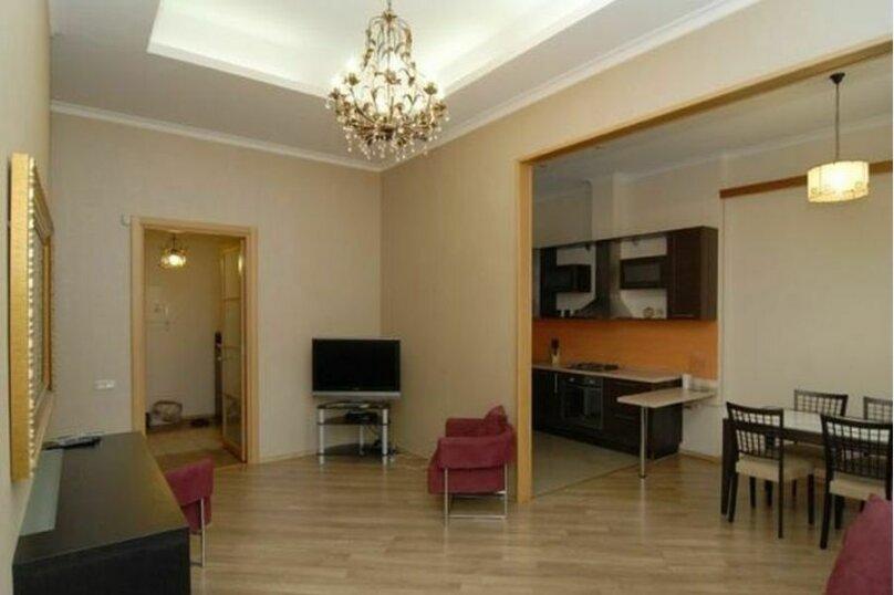 2-комн. квартира, 58 кв.м. на 4 человека, 1-я Миусская улица, 20с5, Москва - Фотография 2