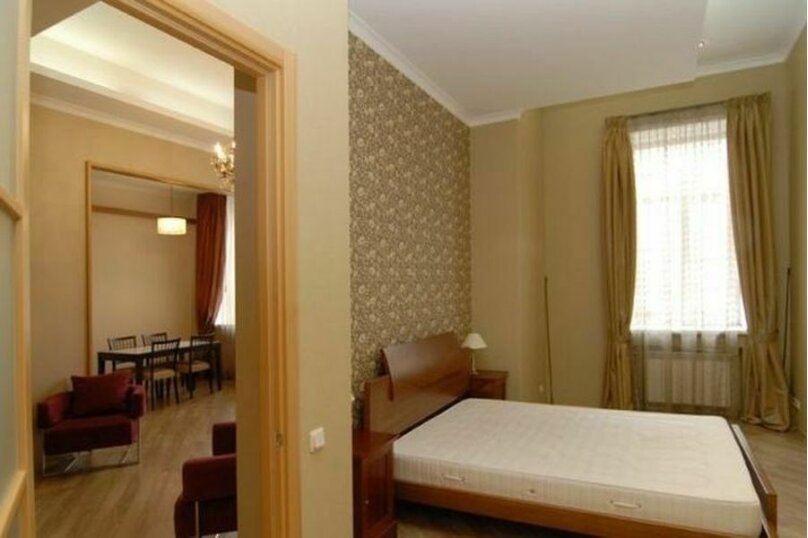 2-комн. квартира, 58 кв.м. на 4 человека, 1-я Миусская улица, 20с5, Москва - Фотография 4