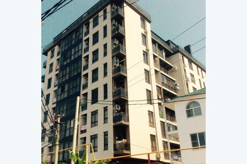 1-комн. квартира, 40 кв.м. на 3 человека, улица Просвещения, 148, Адлер - Фотография 2