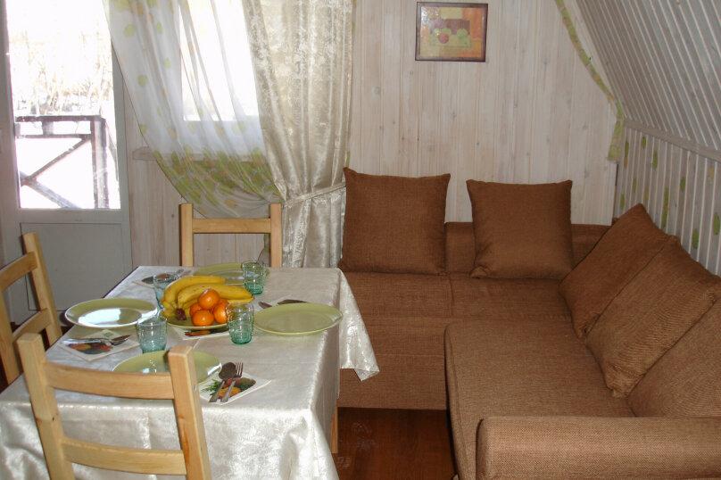 Дом в Русской деревне с видом на реку на 6 человек, 2 спальни, д. Заречье, Центральная, 3, Луга - Фотография 4
